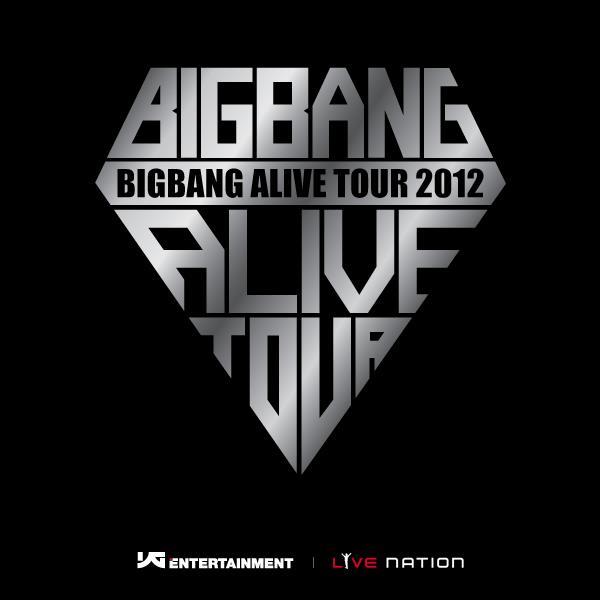 Big Bang Announces 2012 World Tour!