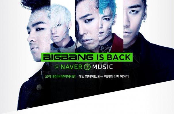 Big Bang's Comeback Concept Revealed