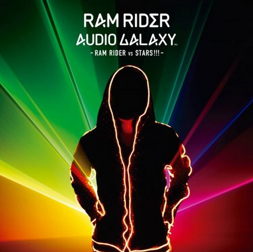 [Jpop] RAM RIDER Announces New Album with Shoko Nakagawa/Maki Nomiya/MEG