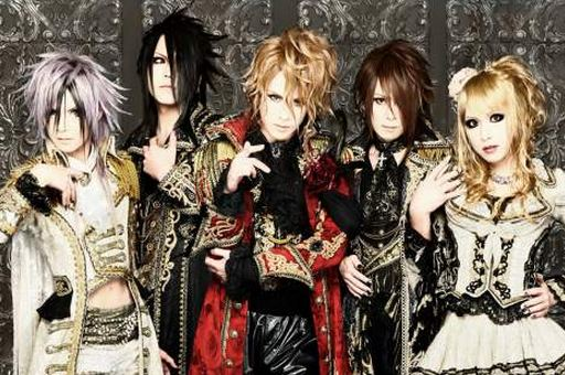 [Jrock] Versailles Releases New Singles From Tour