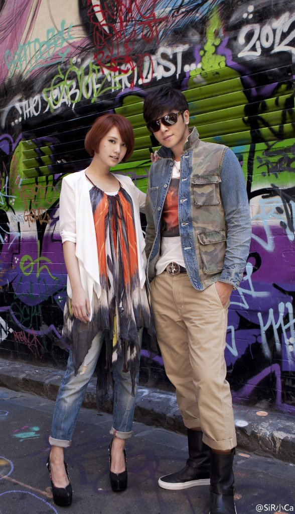 [Cpop] Rainie Yang And Show Luo To Star In New Australian Drama