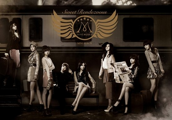 [Kpop] Nine Muses Releases Teaser and Track List for Upcoming Mini-Album