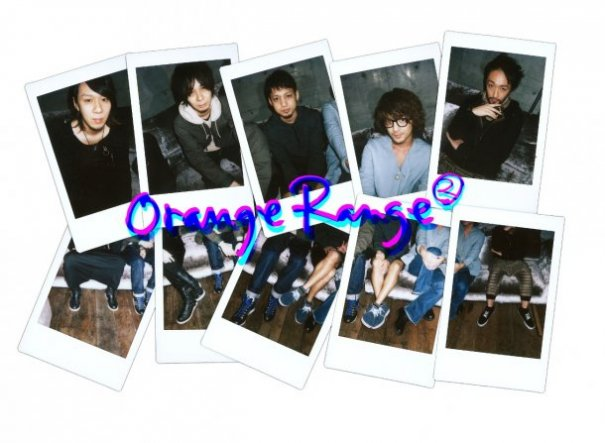 [Jpop] ORANGE RANGE Announces New Album
