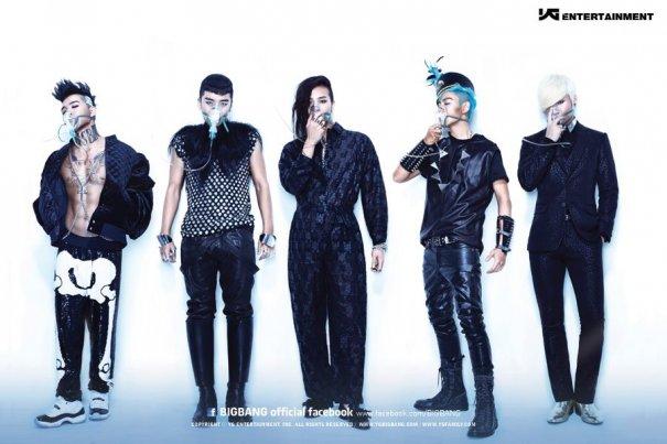 Big Bang Makes Hot Comeback on Inkigayo