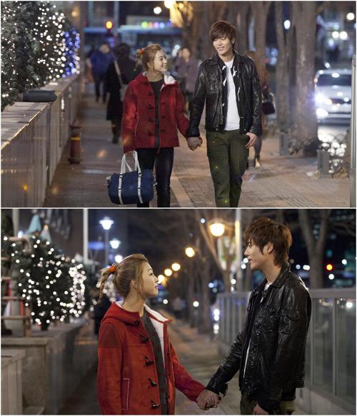 f(x)'s Luna and Kim Kyu Jong Go On A Date