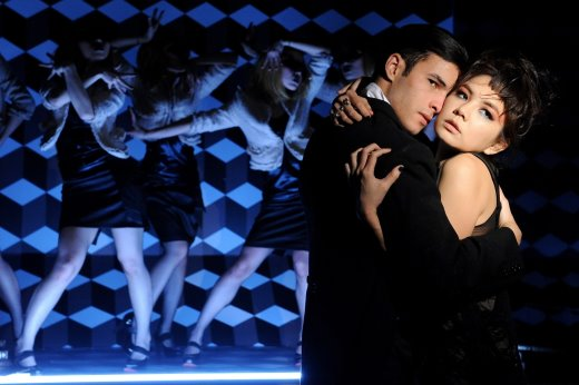 "S.H.E's Ella Shoots ""Bad Girl"" MV With Hot Brazilian Male Model"