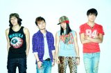 "TOTALFAT to Release New Single ""PARTY PARTY"""