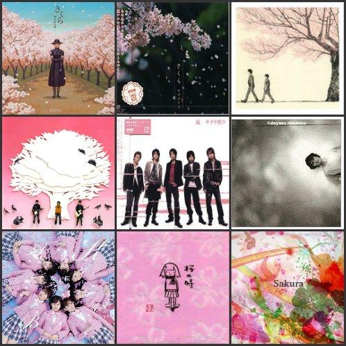 [Jpop] Oricon's SAKURA Song Ranking 2012