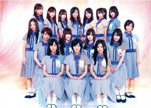 Nogizaka46 Receives 2nd TV SHOW