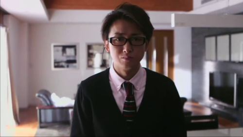 Arashi's Satoshi Ohno on his Ideal Date
