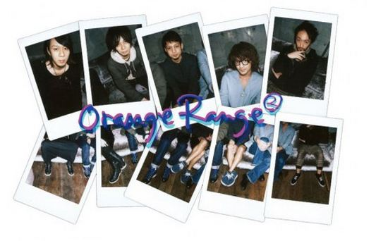 ORANGE RANGE Runs Through Their 10th Anniversary