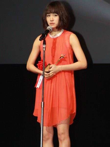 Atsuko Maeda Hopes To Do Her Best as an Actress