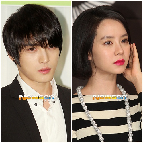 JYJ's Jaejoong and Song Ji Hyo To Star In New Comedy Film