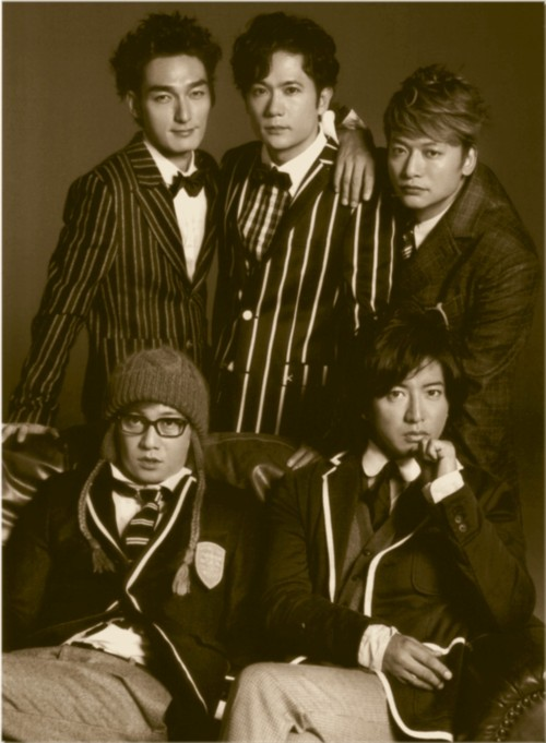 SMAPxSMAP To Release a Commemorative Book