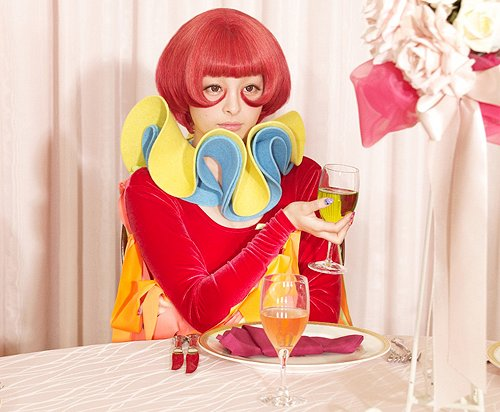 Kyary Pamyu Pamyu Models For New Photo Book