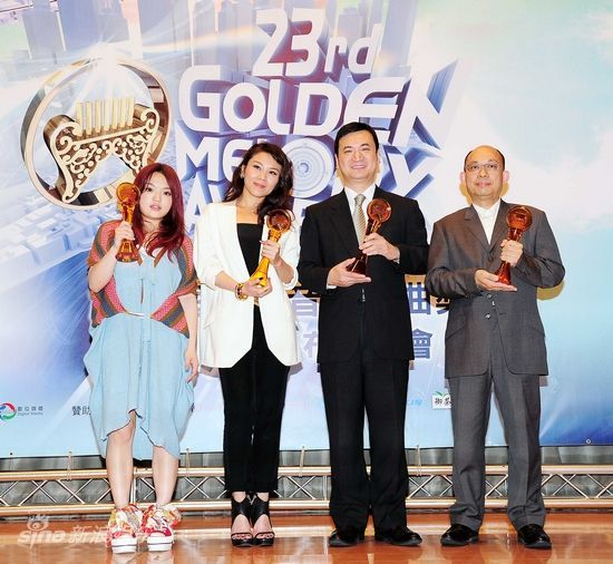 23rd Golden Melody Award Nominees Announced