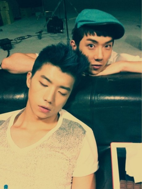 2PM's Wooyoung And 2AM's Jo Kwon To Release Solo Albums