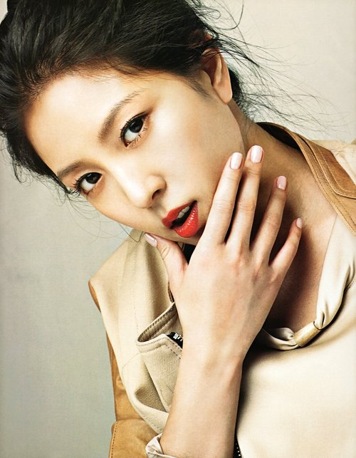 BoA Discusses Why She Didn't Go To College