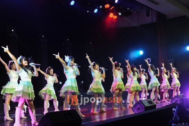 [Jpop] [Exclusive] JKT48 Successfully Held Their First