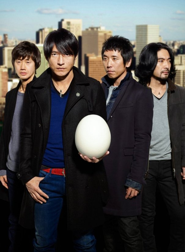 [Jpop] Mr.Children Tops Oricon Album Chart For 3rd Consecutive Week