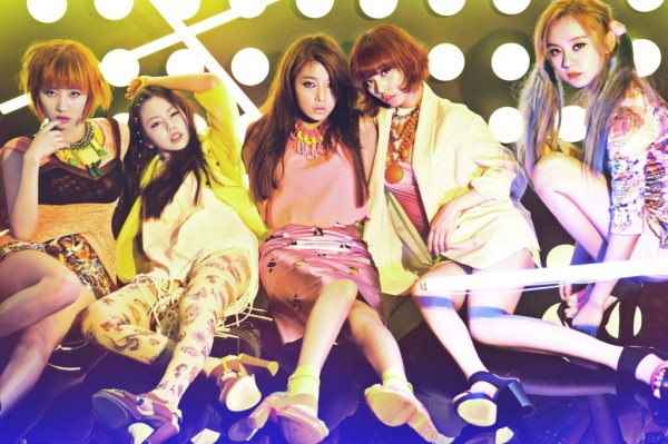 """Wonder Girls Releases Music Video Making of """"Like This"""""""