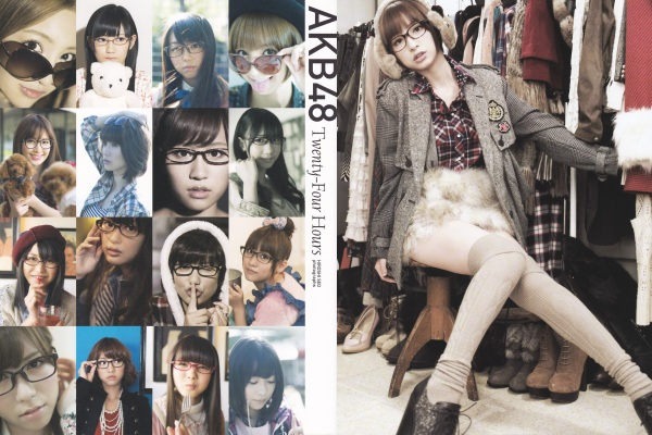 AKB48 Dominates Oricon's 2012 Photo Book Ranking
