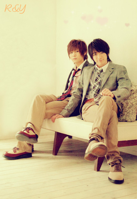 [Jpop] Yamada Ryosuke and Yuri Chinen Talk About Their Shyness with Girls