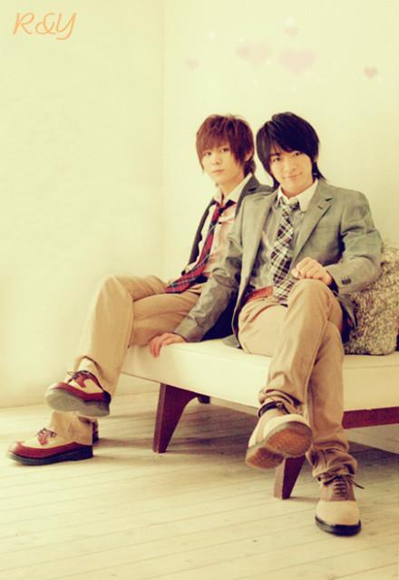 Yamada Ryosuke and Yuri Chinen Talk About Their Shyness with Girls