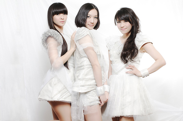 "Perfume Announces New Live DVD ""Perfume 3rd Tour 'JPN'"""