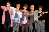 MYNAME Aims to be Like SMAP