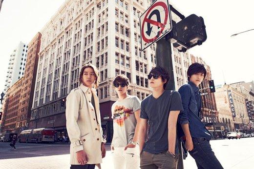 C.N. Blue Announces New Japanese Single