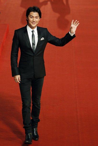 [Jpop] Masaharu Fukuyama Performs at The 15th Shanghai International Film Festival