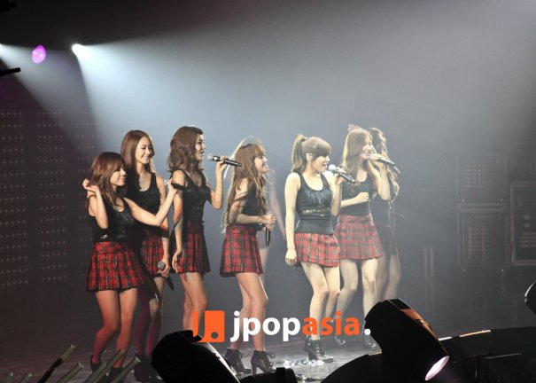 Girls' Generation Puts On The Best Stage Performances According To Japan