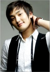 "Kangta Casted For Chinese Version of ""Secret Garden"""