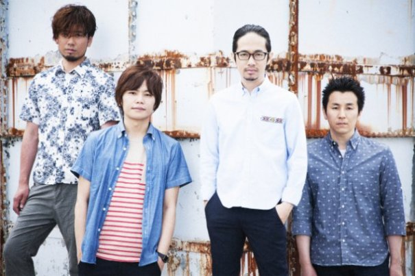 ASIAN KUNG-FU GENERATION's New Single to be Use for Naruto Movie