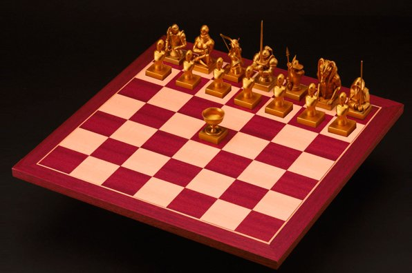New 'Fate/Zero' Inspired Chess Set to be Released