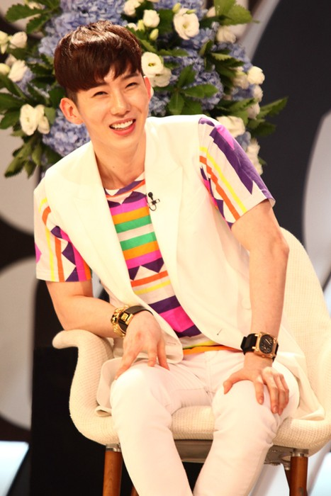 [Kpop] 2AM's Jo Kwon Reveals He's Never Dated Anyone Before