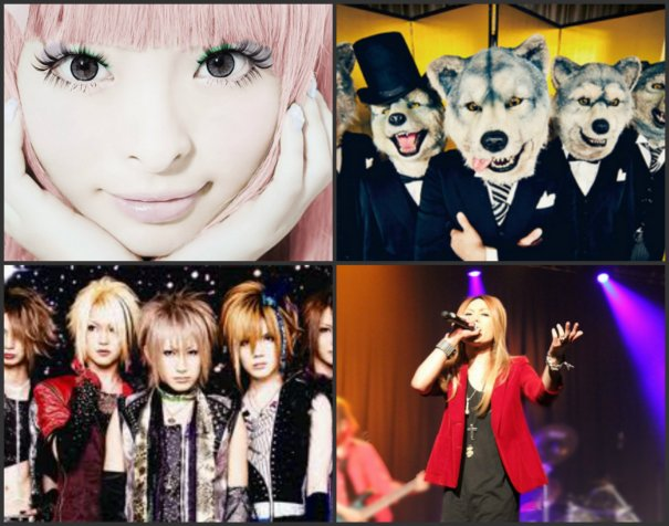 Kyary Pamyu Pmayu and MAN WITH A MISSION to Attend Japan Expo in France