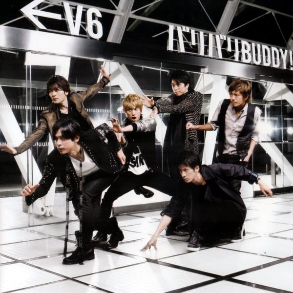 [Jpop] V6 Announces New Single
