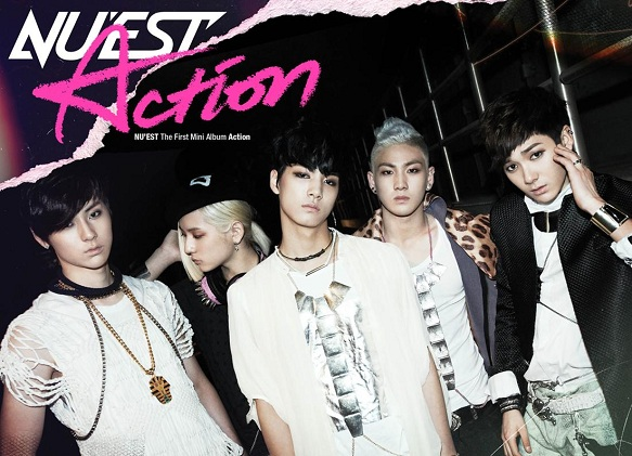 [Kpop] NU'EST Announces New Mini Album's Title & Release Date