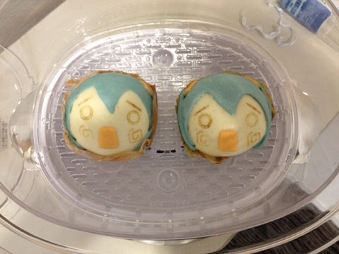 FamilyMart Transforms Hatsune Miku Into Meat Buns