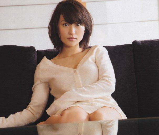 [Jpop] Yuko Oshima Is Great In Bed?