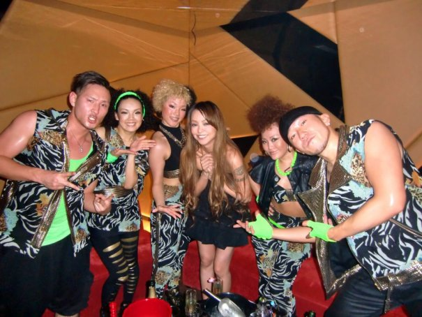 Namie Amuro's Successful 4 Day Promotion In Taiwan