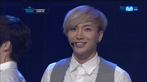 Super Junior's Leeteuk Shows His Insecurity