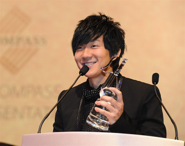 JJ Lin Devasted For Not Being Nominated In Golden Melody Awards