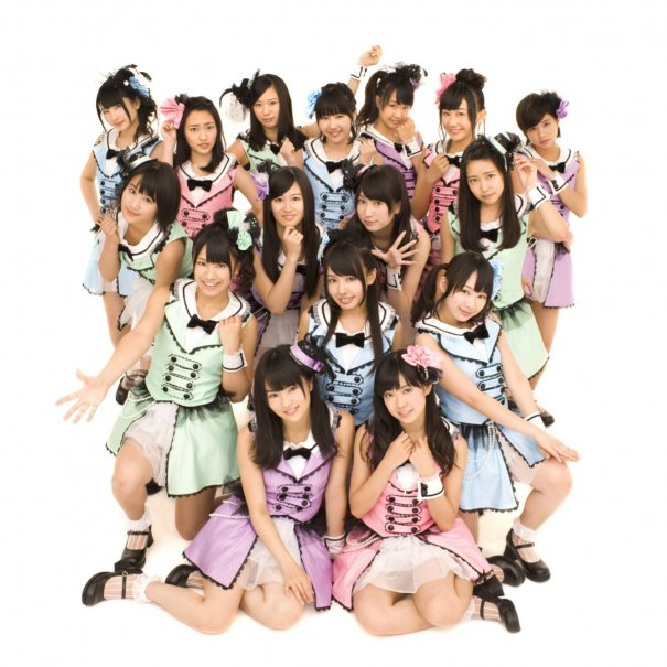 "NMB48's 5th Single ""Virginity"" Set To Be Released On August 8th."