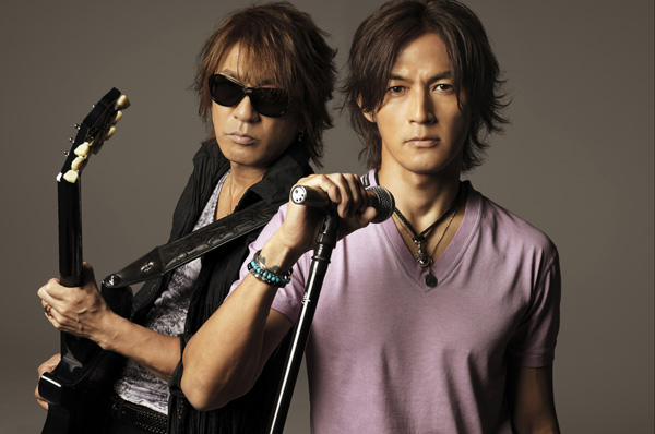 B'z to Release an English Album