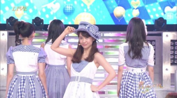 [Jpop] AKB48 Performs Their 27th Single