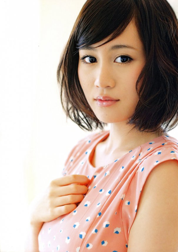 Take A Listen To Atsuko Maeda's Last Solo Song In AKB48's Upcoming Album