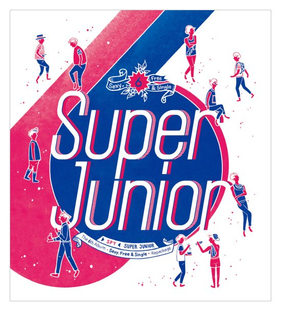 Super Junior Announces Repackaged 6th Album